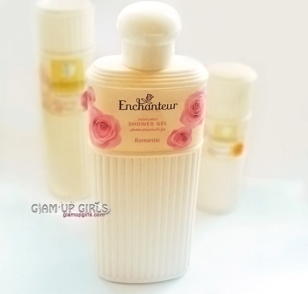 Enchanteur Perfumed Shower Gel in Romantic - Review