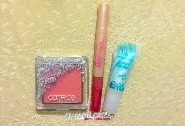 Essence and Catrice Makeup