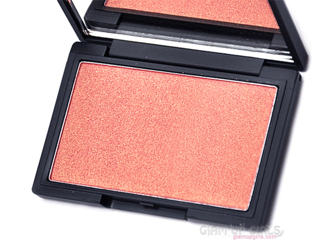 Sleek Makeup Blush in Rose Gold - Review and Swatches