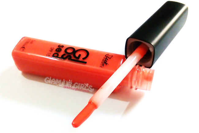 Sleek Makeup Glossed Lip Gloss in Blase