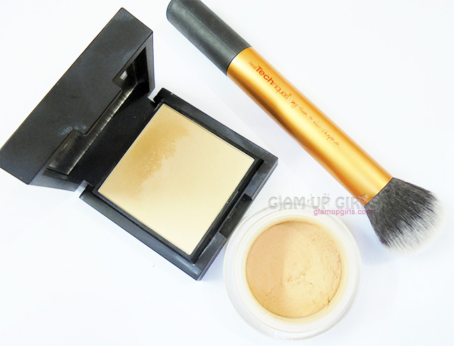 Brush for Mousse and powder foundation