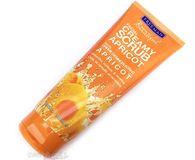 Freeman Apricot Facial Creamy Scrub - Review