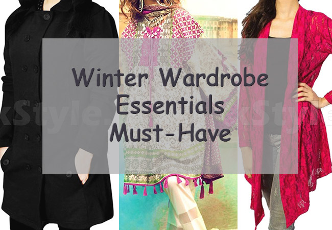 Winter Wardrobe Essentials Must-Have