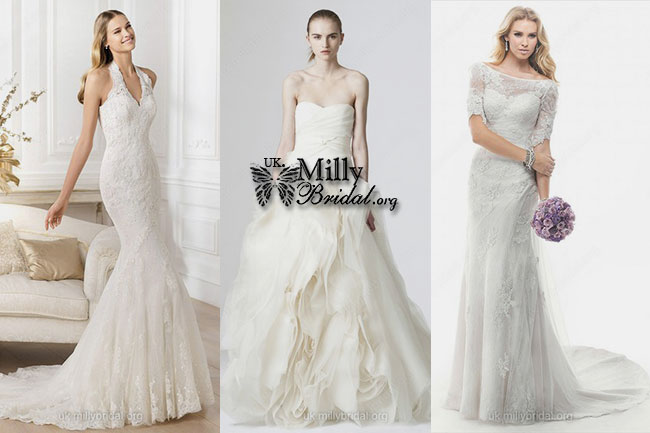 Wedding Dresses 2016 collection of Millybridal