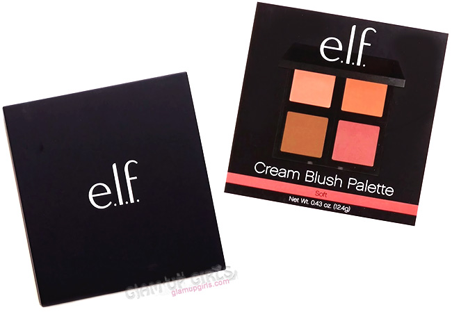 e.l.f. Cream Blush Palette in Soft