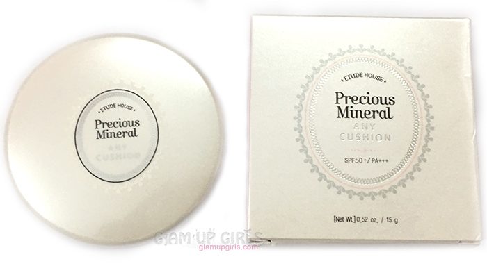 Etude House Precious Mineral Any Cushion Foundation