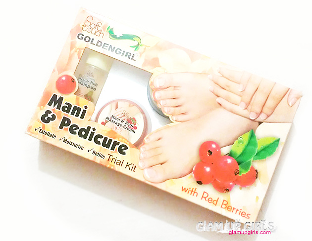 Soft Touch Mani and Pedi Cure Trial Kit - Review and Guide