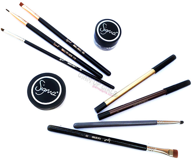 Brushes for Different Eyeliner and Style - Best Sigma Eyeliner Brushes