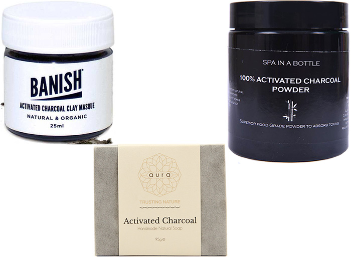 Best Activated Charcoal powder and soap