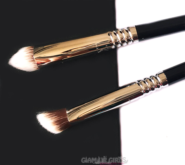 Sigma Dimensional Precision Brushes 4DHD and P87 Edge - Review