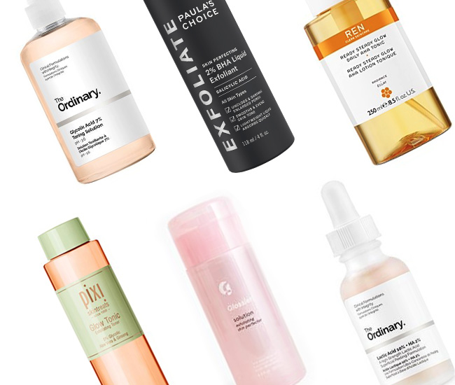 Why Choose Liquid Exfoliators and The Best for Your SKin type