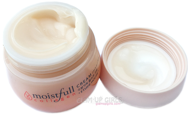 Etude House Moistfull Collagen Cream Close Up