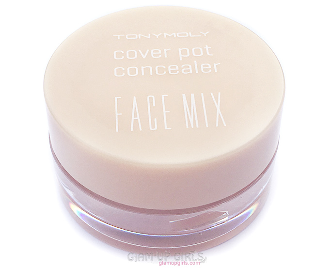 TonyMoly Face Mix Cover Pot Concealer