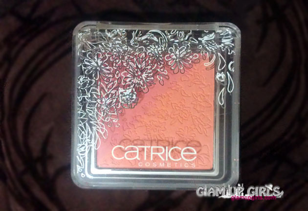 Catrice Duo Floralista in as lively as ever blush - Review and Swatches