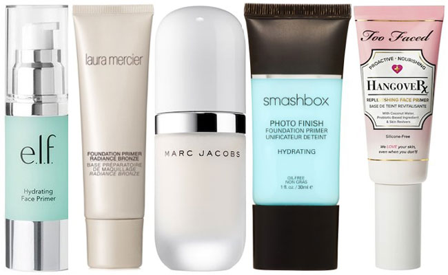 Face Primers for dry skin