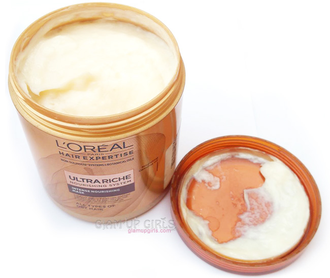 L'Oreal Hair Expertise Ever Riche Intense Nourishing Mask