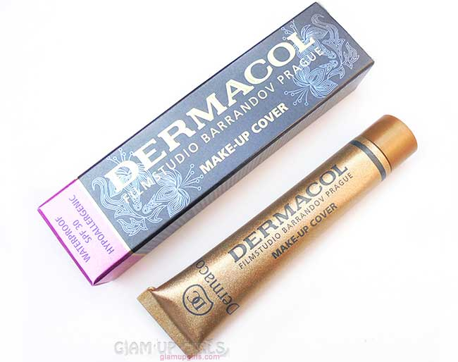 Dermacol Makeup Cover Foundation - Review, Swatches and Tips to Use