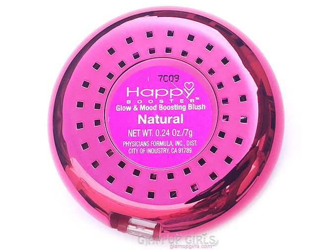 Physicians Formula Happy Booster Glow and Mood Boosting Blush in Natural