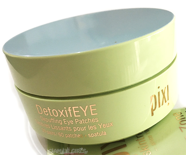 Pixi DetoxifEYE Depuffing Eye Patches - Review