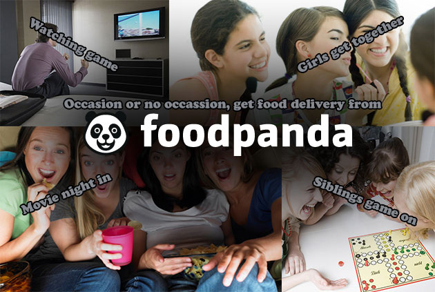 Food Panda: Largest online food delivery