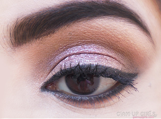 EOTD with ColourPop Super Shock Shadow Tinsel