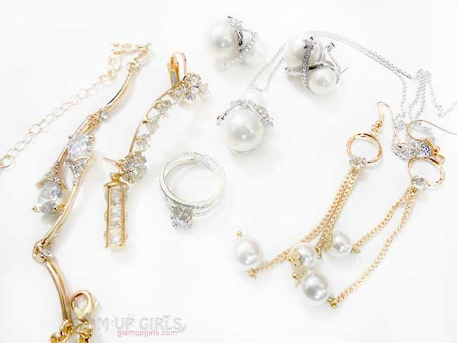 Fashion Accessories from Sheer Class