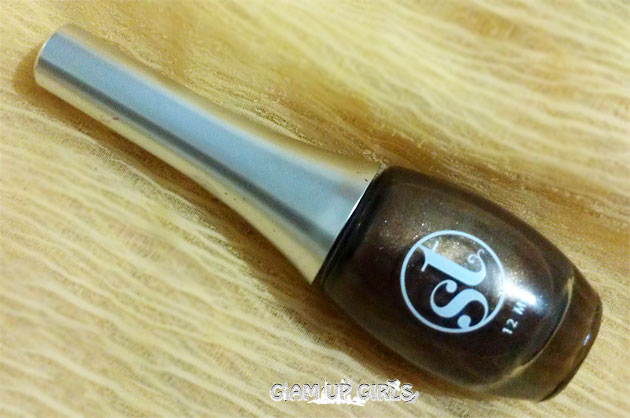 Sweet Touch Nail Polish in Brown 1016 - Review and NOTD
