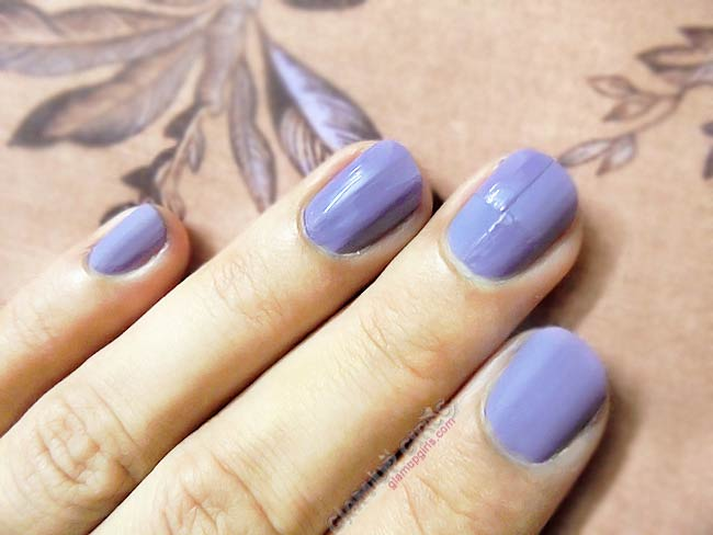 OPI Matte Top Coat and Nail Lacquer Do you lilac it