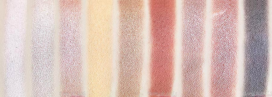 BH Cosmetics Shaaanxo Eyeshadow Swatches