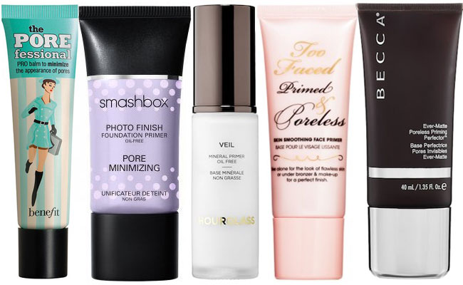 Face Primers for oily skin