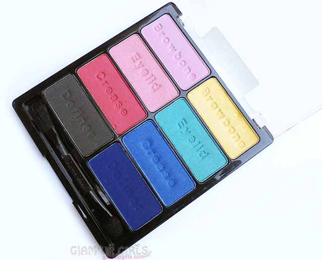 Wet n Wild Poster Child Color Icon Eyeshadow Collection - Review and Swatches