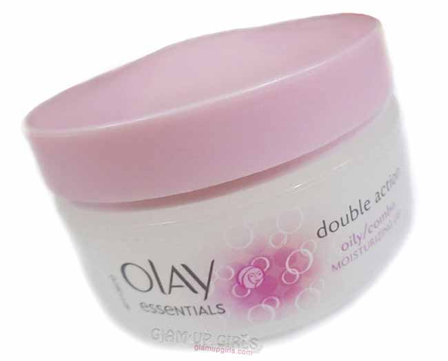 Olay Essentials Double Action Oily/Combo Moisturizing Gel - Review