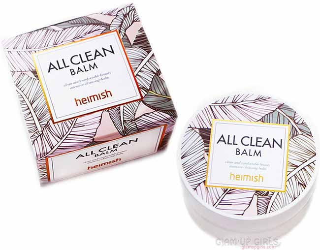 Heimish All Clean Balm Cleanser - Review