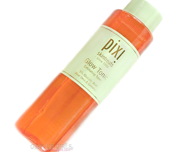 Pixi Glow Tonic Exfoliating Toner 5% Glycolic Acid Formula - Review