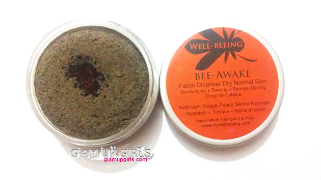 WELL-BEEING BEE-AWAKE Facial Cleanser for Dry to Normal Skin - Review