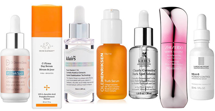 Best Face serums for dull and uneven skin tone