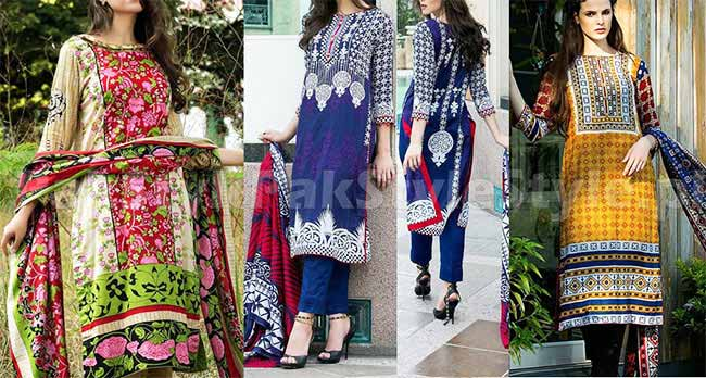Collection of Al-Zohaib Lawn 2016