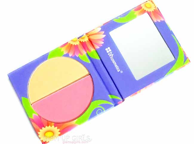 BH Cosmetics Floral Blush Duo in Daisy review