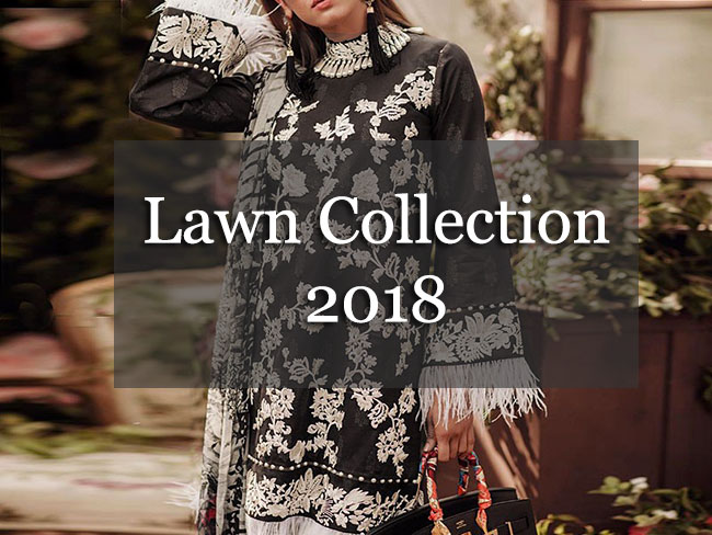 Lawn Collection 2018