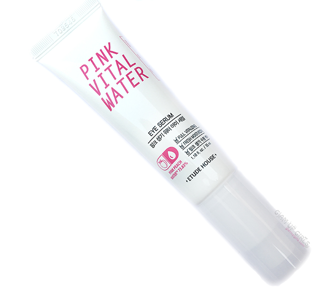 Etude House Pink Vital Water Eye Serum - Review