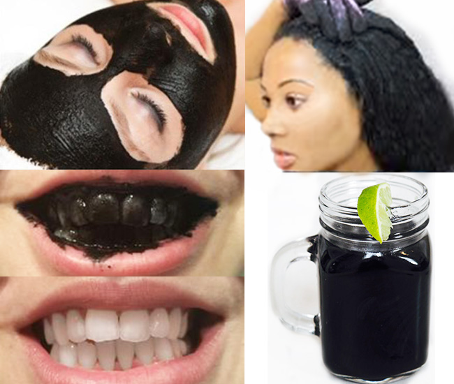 Benefits and uses of Activated Charcoal