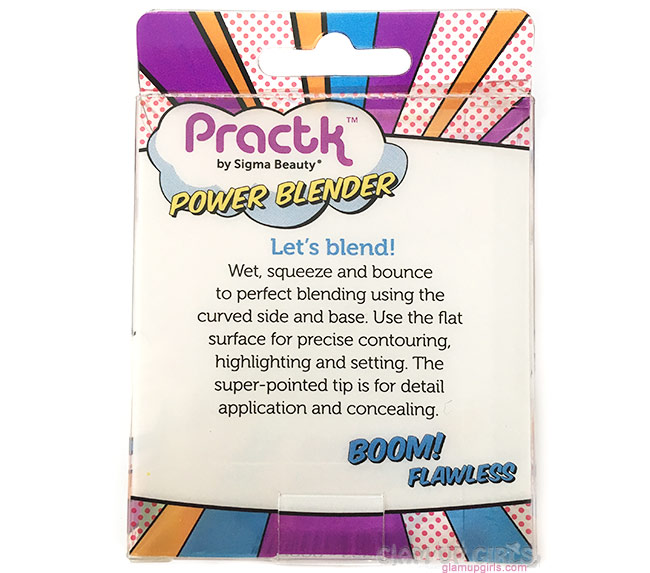 Practk Power Blender Description