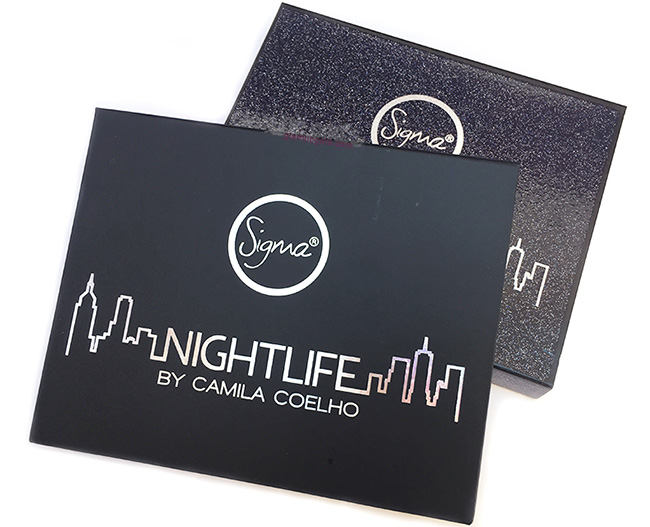 Sigma Beauty Nightlife Eyeshadow by Camila Coelho