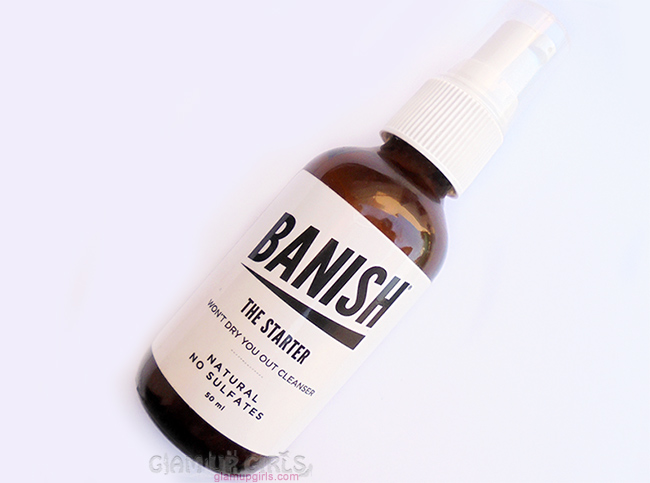 Banish The Starter Cleanser Review