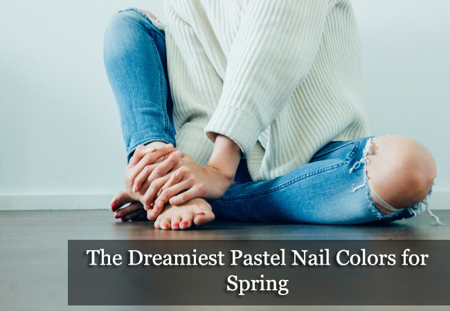 The Dreamiest Pastel Nail Colors for Spring