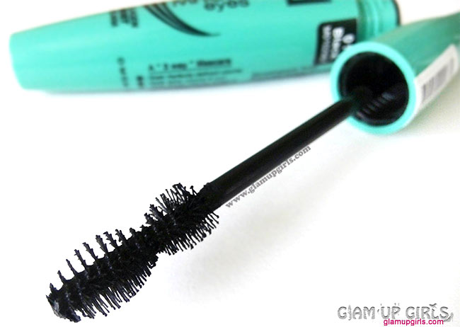 DMGM Magnum Eyes Mascara Black - Review
