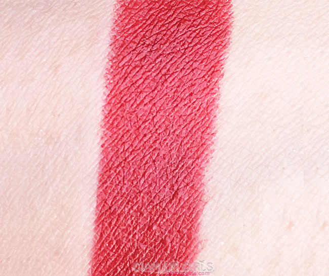 Rivaj UK Kiss Me Lipstick in Red Swatch