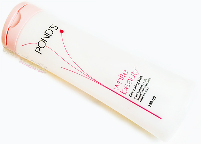 Pond's White Beauty Cleansing Milk
