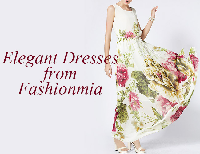 Elegant Dresses from Fashionmia