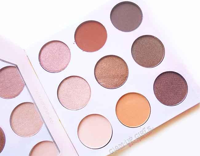 Dark Rose Eyeshadow And Blush Palette by BH Cosmetics #16